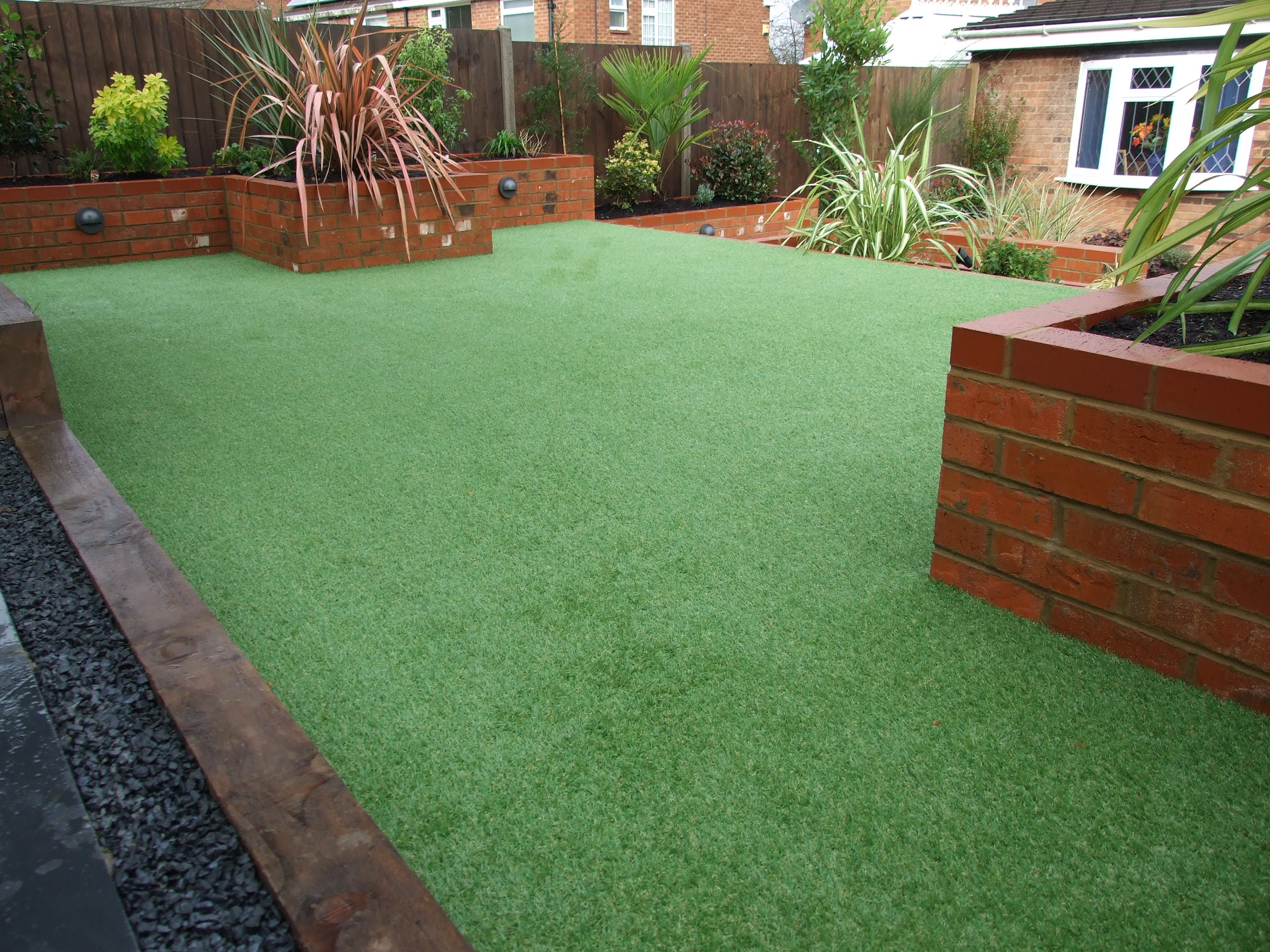 image of  stunning all weather artificial lawns